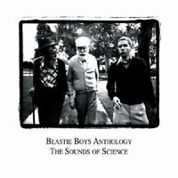 """BEASTIE BOYS """"ANTHOLOGY: THE SOUNDS OF SCIENCE"""" 2 CD"""