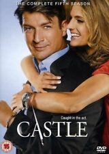 Castle - Season 5 [DVD][Region 2]
