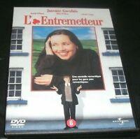 "DVD ""L'ENTREMETTEUR"" Janeane GAROFALO, David O'HARA, Milo O'SHEA, Denis LEARY"