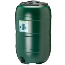 Ward Green Plastic Water Butt with Lockable Lid and Tap - 210 Litre | NEW