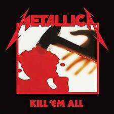 Metallica - Kill 'Em All - 2016 (NEW CD)