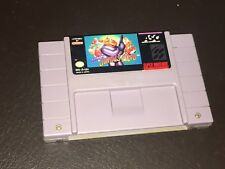 Super James Pond Super Nintendo Snes Cleaned & Tested
