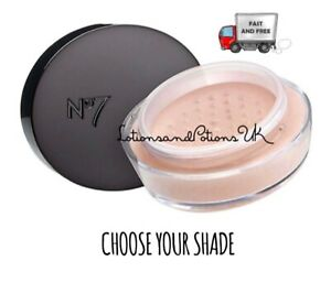 No7 Perfect Light Loose Face Powder 20G - Choose Your Shade
