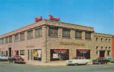 Baltimore MD Shaefer & Strohminger Nash Dealership Postcard