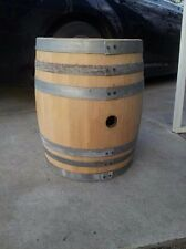 15 gallon wine barrel