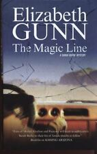 Magic Line (Sarah Burke Mysteries)-ExLibrary