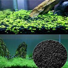 Aquarium Planting Substrate Soil Fertilizer Fish Tank live Plant seeds care 500g