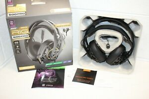RIG 500 Pro HC Surround Sound Atmos Nacon Gaming Headset Xbox Mint in Box!