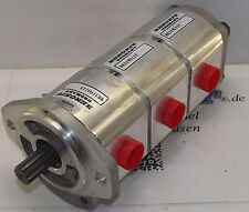 Bobcat X225 X325 Hydraulikpumpe Minibagger 6665107 666698 6672075