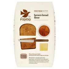 Doves Farm Gluten Free Brown Bread Flour - 1kg (2.2lbs)