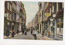 Westewegenstraat Rotterdam Netherlands Vintage Postcard 824a