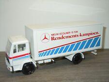 Mercedes Ecoliner 15 Ton Redements Kampioen - NZG 1:50 in Box *33401