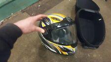 hJC snowmobile helmet