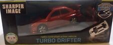 Sharper ImageTurbo Remote Control Drifter Vehicle Fully Functional Racing Action