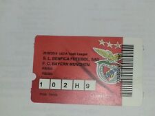 Sammler Used Ticket UEFA Youth League SL Benfica Lissabon FC Bayern München 2018