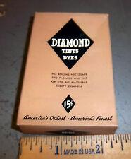 Vintage Diamond Dyes Beige - Wells & Richardson Company, Burlington VT