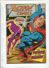ACTION COMICS #361 (4.5) THE POWER OF THE PARASITE!