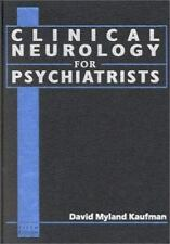 Clinical Neurology for Psychiatrists, 5e (Major Problems in Neurology)