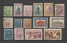 PARAGUAY South America classic lot anno 1910 - 1929 TOP $$$$$$$$$$$$$$$$$