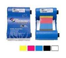 Zebra Farbband True Colours P100i P110i P120i printer ribbon 800017-240 4-COLOR