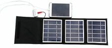 Pack of 10 X 12W Foldable Solar Panel, Light weight Portable with USB Controller