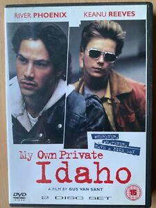 My Own Private Idaho DVD 1991 LGBT Gay Interest Classic Rare 2-Disc Version