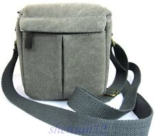 Camera Case Bag for Nikon Canon Sony Fujifilm Samsung SLR Portable Travel Canvas
