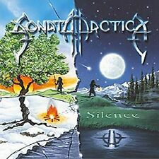 Silence by Sonata Arctica (Heavy Metal) (CD, Sep-2001, Century Media (USA))