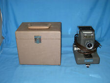 Vintage Projector Standard Model 666 W/Carrying Case for Easy Storage!