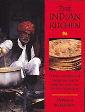 The Indian Kitchen: A Book of Essential Ingredients with Over 200 Easy and...
