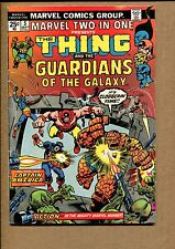Mavel Two In 1 Thing/Guardians #5 - Great Characters - 1974 (Grade 5.0) WH