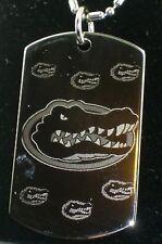 Florida Gators cool Dog Tag Pendant Necklace 6