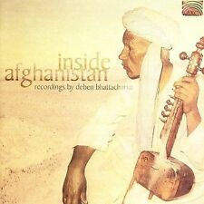 DEBEN BHATTACHARYA - INSIDE AFGHANISTAN (NEW CD)