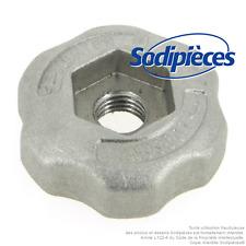 Ecrou de serrage aluminium pour tête à 2 & 3 fils nylon