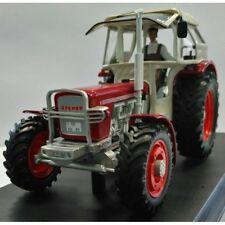 65074Eicher Wotan mit Fritzmeierverdeck Sonderfarbe (rot), 1:32 Mo Miniatur