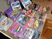 14 LOT JOHNNY LIGHTNING DRAGSTER GTO GARBAGE TRUCK CAMARO INDY MARIO ANDRETTI +