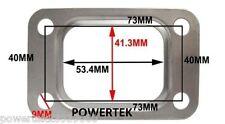 Juntas De Acero Inoxidable Para T2 T25/T28 GT25/GT28 GT2876/GT3071 Turbocompresor
