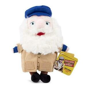Only Fools and Horses Uncle Albert Talking Character Plush Toy