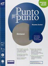 9788891524553 Punto per punto. Con Openbook-Sintassi-Extrakit. P...nsione online