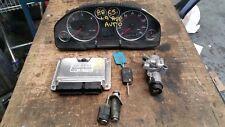 AUDI A6 C5 1.9 TDI 130 CV AVF AUTOMATICO MOTORE ECU KIT 038906019 LM