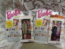(2) 1995 Mattel Barbie key Chains *Sealed*