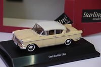 STARLINE OPEL KAPITAN 1958 1/43