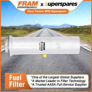 Fram Fuel Filter for Bmw 330 E46 635 640 730 118 120 123 X3 X5 X6 Turbo Diesel