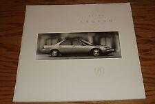 Original 1994 Acura Legend Deluxe Sales Brochure 94
