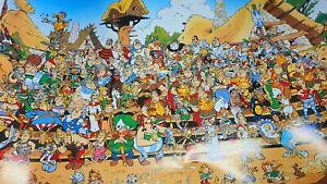 Asterix und seine Welt Figuren Sammlung Konvolut Lot v. DeAgostini Figur Auswahl
