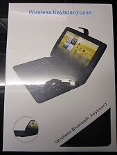 NEW Acer Iconia A210 PU Leather Bluetooth Removable Keyboard Carry Case/Stand