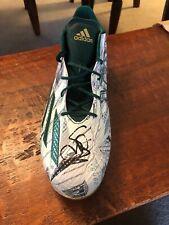 Snoop Dogg Signed Adidas Money On My Mind Football Cleat Shoe Psa Dna Coa