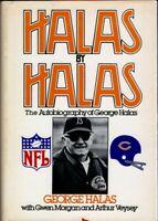 1979 Halas by Halas - The Autobiography of George Halas