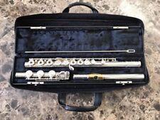 Gemeinhardt KG Special Solid Silver Gold lip piece Open-Hole Flute