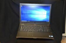 """Dell Precision M6700 Intel i5-3340 2.7 GHz, 8 GB RAM, 256 SDD HD 17.3"""""""